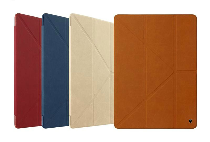 """Baseus Terse Series Leather Case For iPad Pro 12,9"""" Brown - 3"""