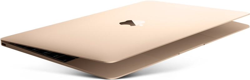 "Apple MacBook 12""-512Gb Gold (MLHF2) 2016 - 1"