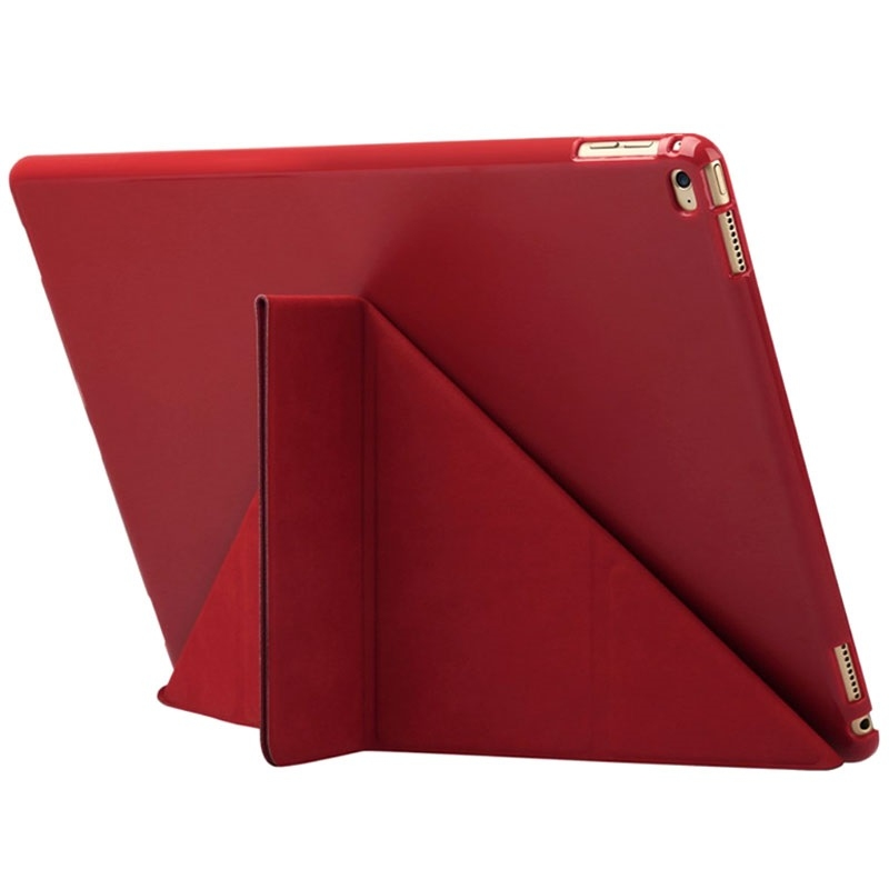 "Baseus Terse Leather Case For iPad Pro 9.7"" Wine Red - 2"