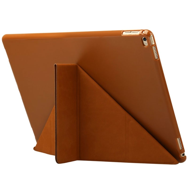 "Baseus Terse Leather Case For iPad Pro 9.7"" Brown - 2"