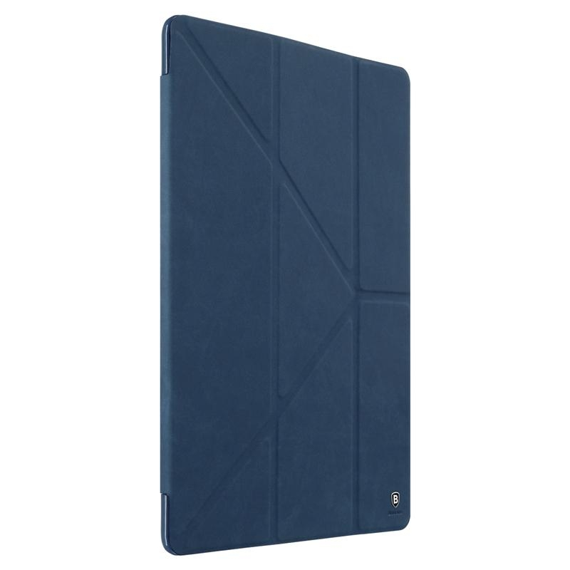 "Baseus Terse Series Leather Case For iPad Pro 12,9"" Blue - 1"