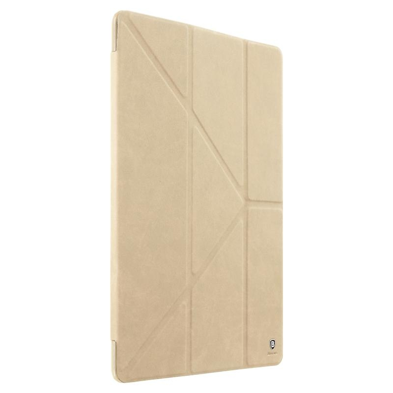"Baseus Terse Series Leather Case For iPad Pro 12,9"" Khaki - 1"