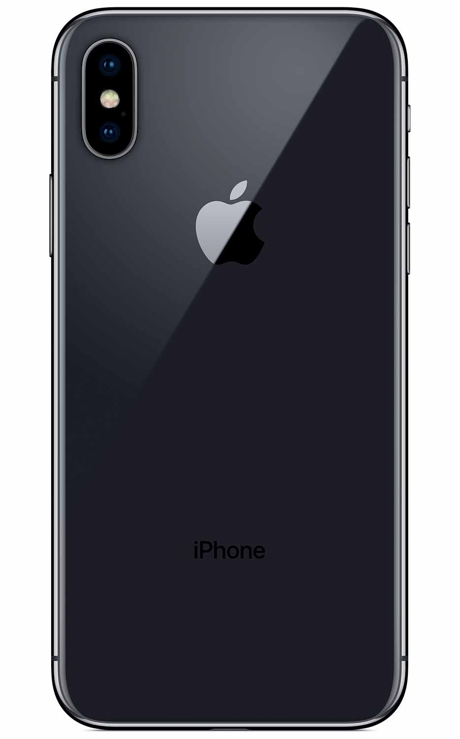 Apple iPhone X - 256GB Space Gray - 3