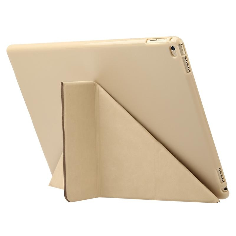"Baseus Terse Series Leather Case For iPad Pro 12,9"" Khaki - 2"