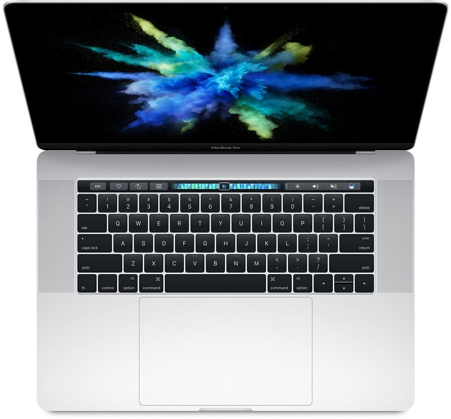 "Apple MacBook Pro 15"" -512Gb Silver MLW82 (2016)"