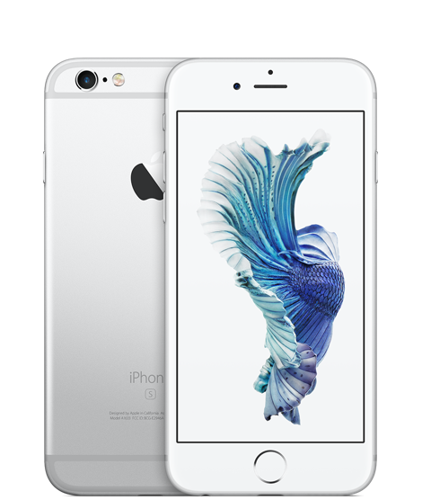 Apple iPhone 6s - 16Gb Silver