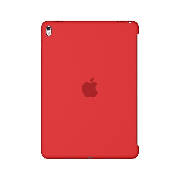 Silicone Case for 9.7-inch iPad Pro - (PRODUCT)RED