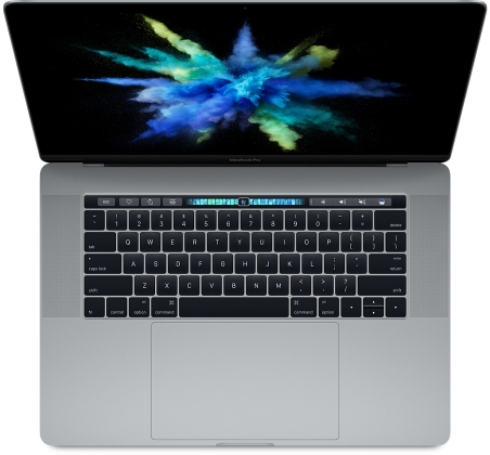 "Apple MacBook Pro 15"" -256Gb Space gray MLH32 (2016)"