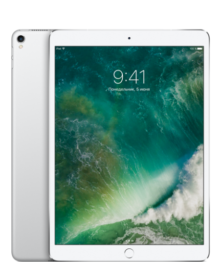 Apple iPad Pro 10.5 Wi-Fi 512GB Silver