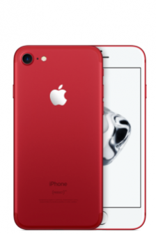 Apple iPhone 7 - 128GB (PRODUCT) RED