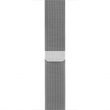 Ремешок Milanese Loop for Apple Watch 42mm Silver