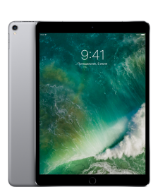 Apple iPad Pro 10.5 Wi-Fi 512GB Space Grey