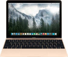 "Apple MacBook 12""-256Gb Gold (MLHE2) 2016"