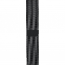 Ремешок Milanese Loop for Apple Watch 38mm Black