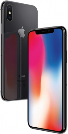 Apple iPhone X - 256GB Space Gray