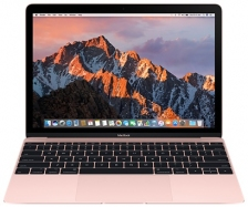 "Apple MacBook 12"" - 256Gb Rose Gold MNYM2 (2017)"